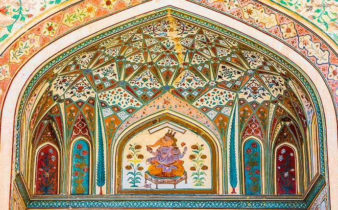 Frescoes of Rajasthan